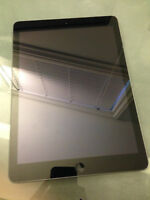 APPLE iPad Air 16gb black (excellent and clean condition)