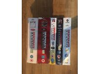 Desperate housewives series 1-5 complete collection