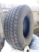 265/70R15 Dean Wintercat SST ** BRAND NEW** Winter tires Pneus H