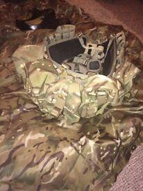 MTP pouch, bug out bag, ospray body armour