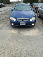 2003 Mercedes-Benz C-Class Coupe (2 door)