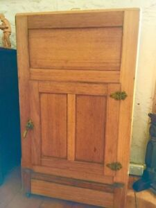Antique ice chest Encounter Bay Victor Harbor Area Preview