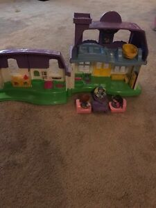 Fisher Price Little People House London Ontario image 2