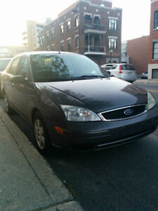 ford focus sedan 2006, automatic, air conditioning