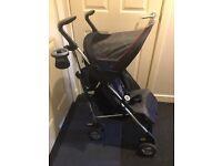 Silver cross pop pushchair/stroller