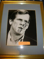 Nick Nolte signed  8 X 10 photo  of The DEEP, 48 Hours