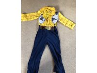 "Dressing Up Costume - ""Woody"" Outfit from Toy Story"