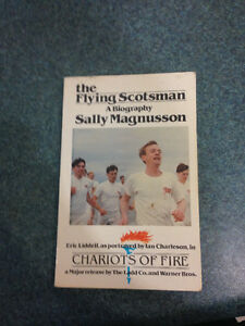 Chariots of Fire -- Biography of The Flying Scotsman