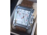 Brand New Citizen Retro Vintage Quartz Watches Only £20 each or 2 for £35 !!