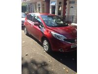 Nissan Note Acenta 1.5 dci Blue drive