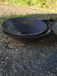 FIRE BOWLS AND CRUSHER CONES  Strathcona County Edmonton Area image 8