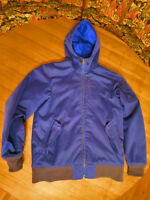 VANS winter snow jacket | blue | size M