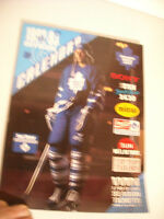 Colection of 6 Maple Leaf's Magazines, Calendars & Yearbooks
