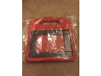 Kids red iPad cover for iPad air