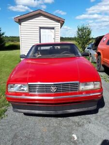 1993 Cadillac Allante Coupe (2 door)