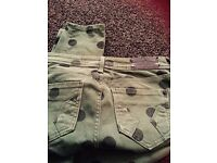 Jeans size 8 river island