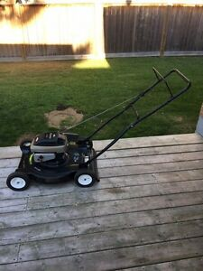 4HP Poulan Weed Eater Gas Lawn Mower