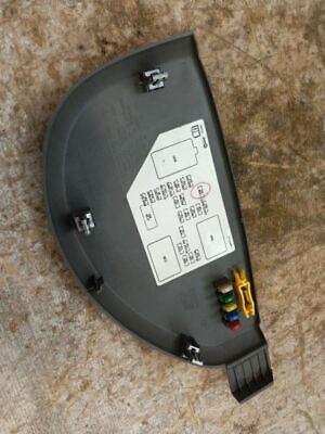2007-2008 CHEVROLET AVALANCHE 1500 FRONT LEFT DASH END CAP COVER TRIM OEM 110110
