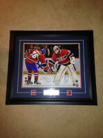 Carey Price + PK Subban Framed Autographed Photo