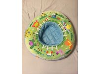 Mother care - inflatable sit me up ring