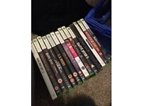 Xbox 360 games £15