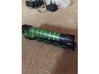 Tornado Hornby train