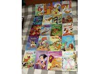 Set of 20 Hardback Disney books in Great Condition - Lion King, Snow White, Chicken Little etc