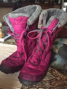 Columbia size 6 winter boots London Ontario image 2