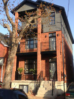 NEW DETACHED 3-story LUXURY HOME 4 RENT in The GLEBE, Ottawa