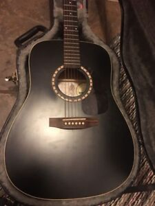 Art and Lutherie Cedar, Acoustic Guitar