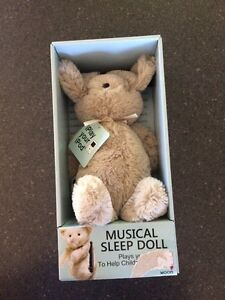 Musical Sleep Doll