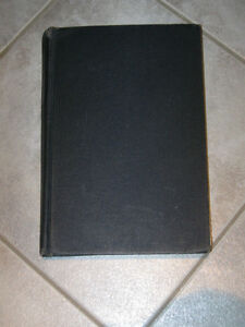 COLLEGE TEXT...INTRODUCTORY ORGANIC CHEMISTRY..1942 EDITION