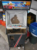 Sega Outrun Cabinet and Parts