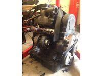 Volkswagen Audi asz engine pd 130