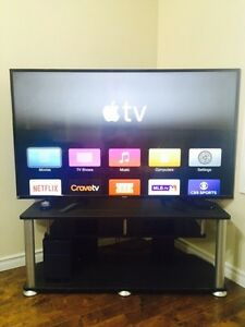 "55"" Led TV  + stand + Edifier speaker + Apple TV 3"