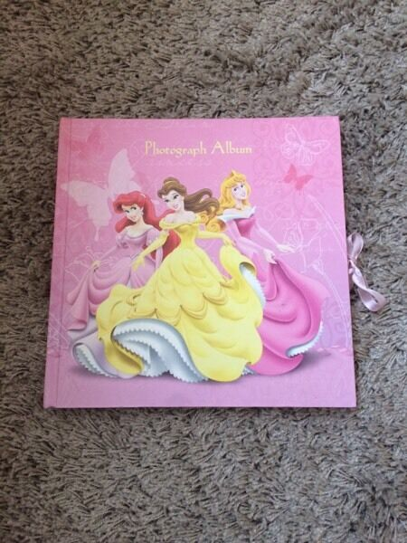Disney princess photo album