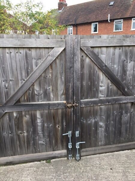 wooden gates for sale in colchester essex gumtree. Black Bedroom Furniture Sets. Home Design Ideas