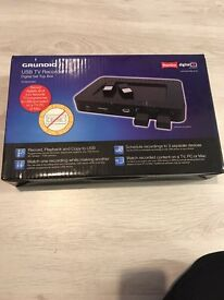 Brand new USB tv recorder digital set top box