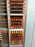 Wine Fridge 102 bottles Miele