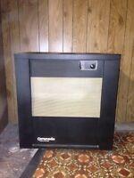 "Coronado - ""Kozi 50"" Wood burning stove"