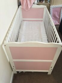 2 in 1 Cot and Bed