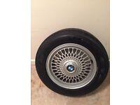 "Genuine BBS BMW 15"" Alloy Wheels Style 17"