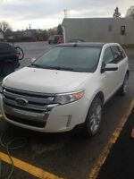 2012 Ford Edge Limited Berline