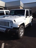 2014 Jeep Wrangler Sahara 2dr Other