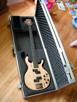 Early 4 string Pedulla electric bass