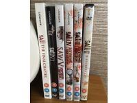 SAW horror movie DVD Bundle