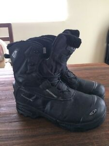 Salomon Men's Winter Boots Size 12