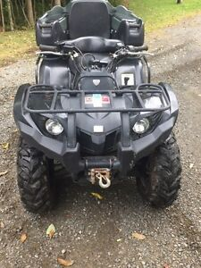 2009 450 Grizzly