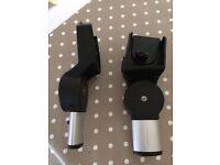 Maxi cosy i candy Apple car seat adaptors £20