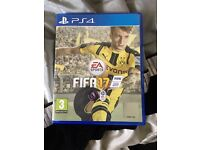 FIFA 17 PS4 (Played once)